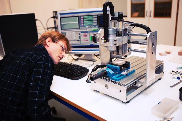 Industriell teknologi master