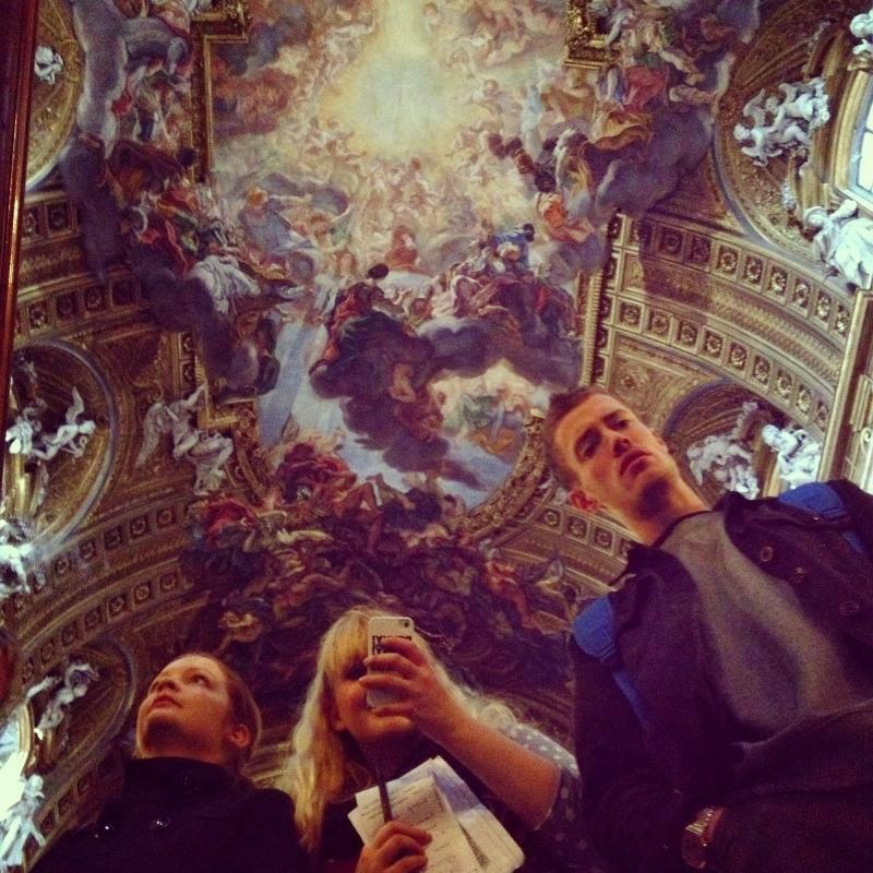 Kunsthistorie bachelor. Fotograf Marja Reibo Gundersen