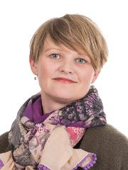 Personalrådgiver Britt Anita Mikkelsen