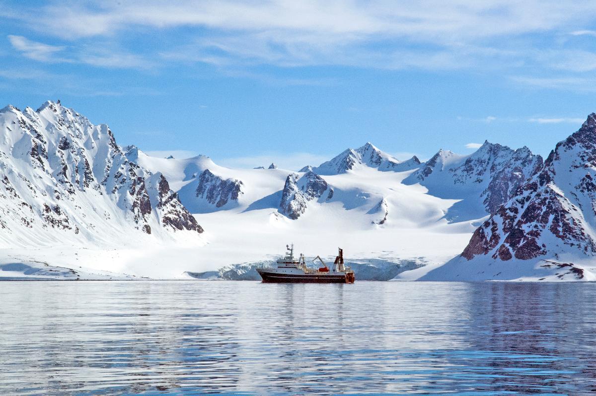Båt og hav