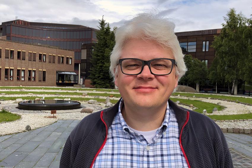 Portrett Rasmus Gjedssø Bertelsen